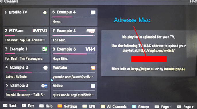 Ativação Smart IPTV