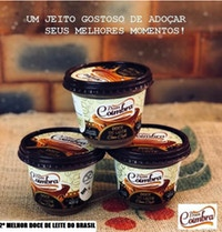 Doce De Leite C/ Café Dom Coimbra (caixa C/ 12 Potes 400g)
