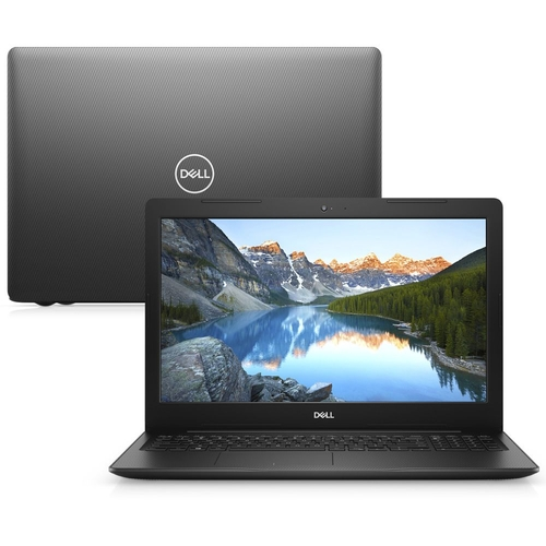 Notebook dell inspiron i15-3583-m3xp 8ª geração intel core i5 8gb 1tb 15.6
