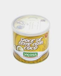 Doce De Leite Viçosa Com Coco 800g