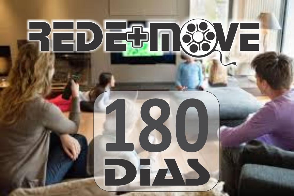Rede+Move Plano 180 dias