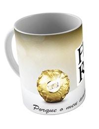 Caneca Pascoa Ferrero Rocher