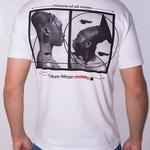Camiseta Barrocco African Culture 100% Algodão