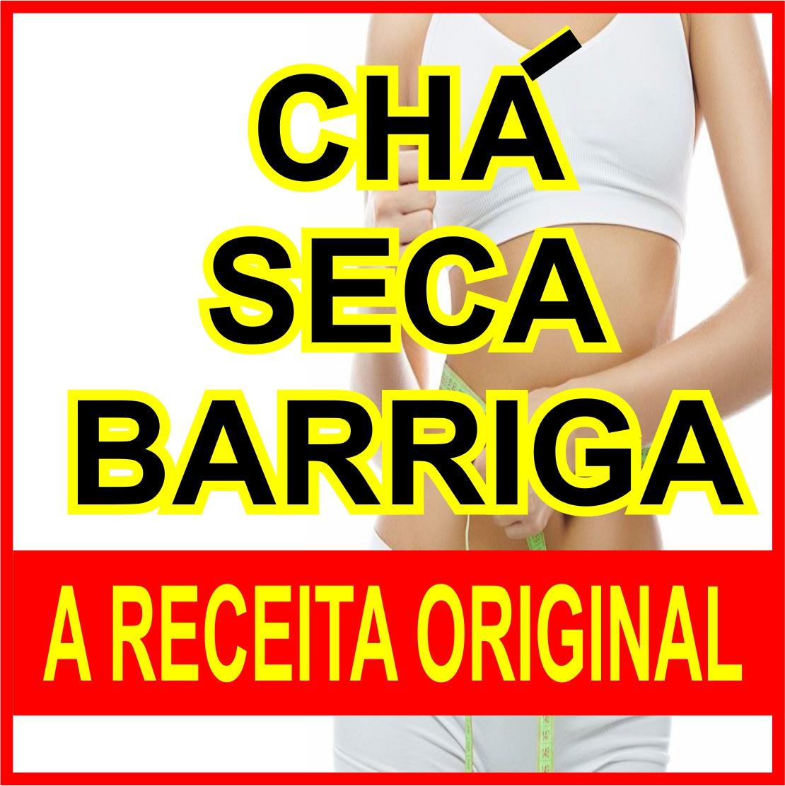 Chá SECA BARRIGA - A receita Original