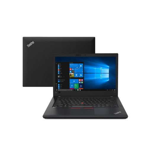 Notebook Lenovo Thinkpad T480 I7-8650u 8gb 256gb Ssd Windows 10 Pro 20l6scw