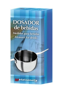 Dosador de Bebidas 40 ML