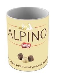 Caneca Pascoa Alpino