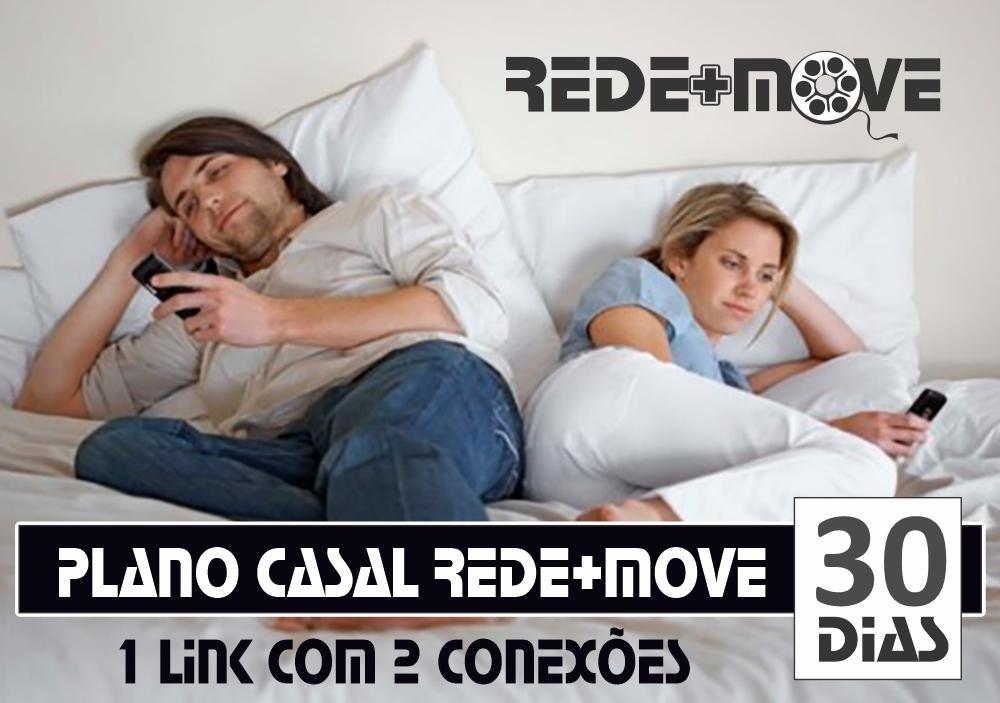 Rede+Move Plano Casal