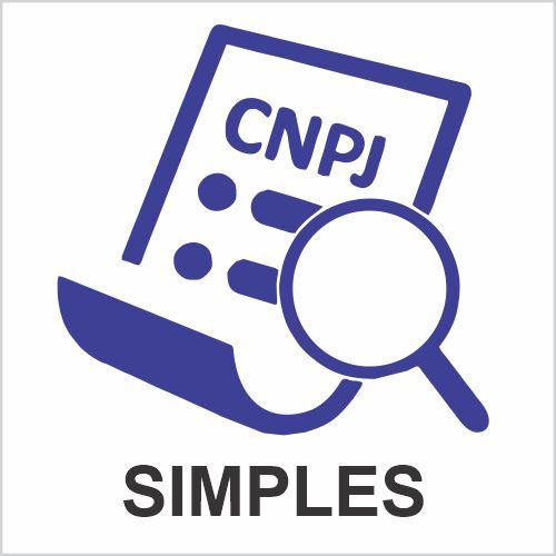 CNPJ Simples