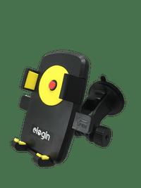 Suporte Veicular Elogin Classic Amarelo - Sv03